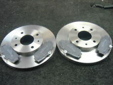 FOR NISSAN PRIMERA P11 1996> BRAKE DISCS &  PADS FRONT ABS