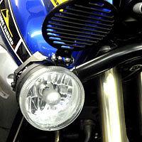 Yamaha Super Tenere XT1200Z Set of Spot/Fog Lamp Covers 2010 TO 2016