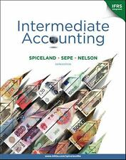 Intermediate Accounting by Spiceland, J. David Spiceland and James Sepe...
