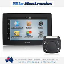 "PARROT ASTEROID 5.0"" TABLET TOUCH BLUETOOTH CAR MEDIA RECEIVER PHONE KIT ANDROID"