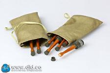 Linea di allarme SCALA 1//6TH WW2 SOVIETICO RUSSO Granate RGD 33 /& Sacchetto AL100015