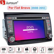 "Per Fiat Bravo 2008-2013 Autoradio 7"" DVD GPS Navigatore Usb Bluetooth DAB+ RDS"