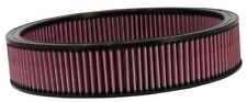 "K&N E-1650 14"" x 3"" Replacement Air Filter Element 1966-1981 Oldsmobile Cutlass"