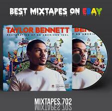 Taylor Bennett - Restoration Of An American Idol Mixtape (CD/Cover Art) Chance