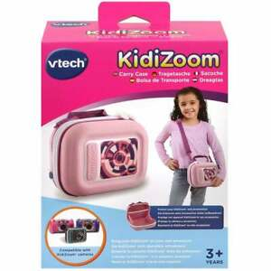 vTech New KidiZoom Travel Shell Carry Case Bag Protector - Pink