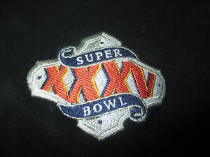 Jeff Hamilton BALTIMORE RAVENS Super Bowl XXXV CHAMPIONS (XL) Suede Jacket