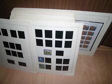 Sammlung Bund 1949-1994 postfrisch + gestempelt auf Kabe s.ä. Bi-Collect (80099)