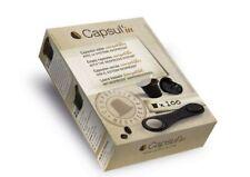 Capsul'in 100 Piece DIY Fillable  Nespresso Coffee Chocolate Tea Compatible Pod