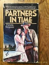 Private Eyes: Partners in Time by Pamela Wallace and Pamela Simpson 1990, PB