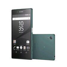 "Sony Xperia Z5 E6683 Silver Green DUAL SIM 23MP 3GB 32GB Factory Unlocked 5.2"""