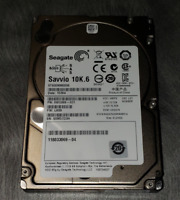 "Seagate ST600MM0006 600GB 64MB Cache SAS 6Gb/s 2.5"" Savvio 10K RPM"