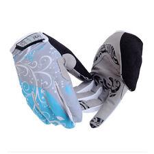Winter Women's Cycling Gloves Bike Bicycle GEL Shockproof Full Finger Glove S-L