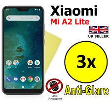 3x HQ MATTE ANTI GLARE SCREEN PROTECTOR COVER GUARD For Xiaomi Mi A2 Lite