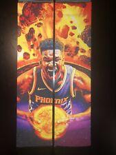 Phoenix Suns Deandre Ayton Nba Custom Sublimated Dry Fit Socks