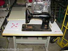 MACCHINA da cucire SINGER 132 TABLE TOP PRETAGLIATO (macchina, motore, stand non in dotazione)