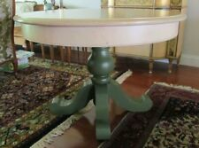 Gorgeous Custom Made Maple Pedestal Dining Table