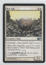 2011 Magic: The Gathering - Core Set: 2012 Booster Pack Base 32 Roc Egg Card 0a1