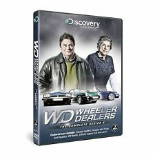 Wheeler Dealers - Series 6 - Complete (DVD, 2013)