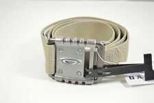 OAKLEY NEW KHAKI VSL ADJUSTABLE WEB BELT