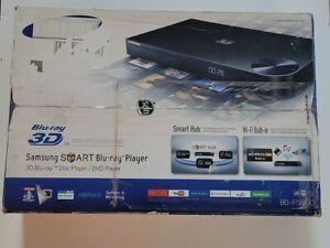 Samsung Smart(BD-F5900) 3D Blu-ray,Disc Player/ DVD Player