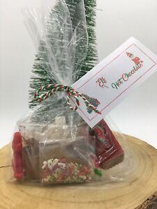 Elf on the Shelf Hot Chocolate Set Novelty Sweets Christmas Eve Box