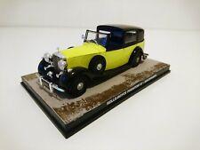 Rolls Royce Phantom III James Bond 007 Goldfinger - 1:43 Voiture Model Car DY097