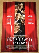 Filmposter * Kinoplakat * A0 * Broadway Therapy * 2015 *Regie: Peter Bogdanovich