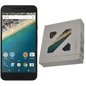 BNIB LG Google Nexus 5X H791 32GB Ice Green Factory Unlocked 4G/LTE OEM Boxed