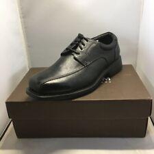 Florsheim Mens Oxfords Dress Shoes Black Bicycle Toe Lace Up Leather 9 D New