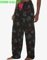 Star Wars Darth Vader DARK LORD OF THE SITH Men's XS & Small Pajama Pants NEW!