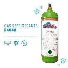 BOMBOLA PIENA DI GAS REFRIGERANTE R404A da 1 Lt - netto 750gr