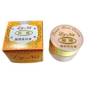 麗娜 真珠膏 Ly-Na Pearl  Face Cream
