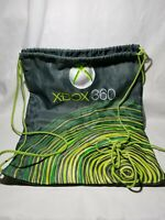 Official Microsoft Xbox 360 DrawString Bag Back Pack Travel Backpack Carry Case