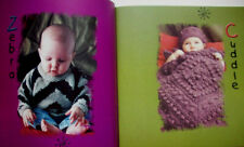 Jil Eaton MinnowKnits 203QK Knitting Pattern In the Pinque Baby/'s Pullover NB-2y