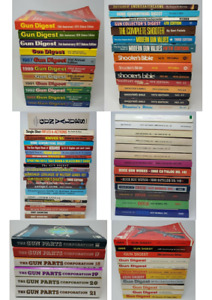 Vintage Gun Catalogs and Knife Catalogs 1960s to 2000s - You Pick