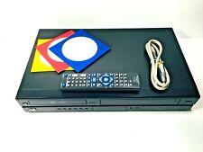 [Refurbished] JVC DR-MV99UB DVD Recorder & VHS Combo ATSC Tuner COPY VHS to DVD