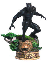 Black Panther Statue Classic Edition Bradford Exchange Marvel Comics New In Box