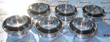 1955 Buick Special Fender Portholes. Rat Rod, Hot Rod OEM #1166923. Set of 6