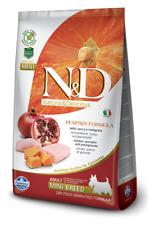 N/D Pumpkin adult mini pollo kg 7 Farmina