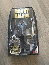 Rocky Balboa Jakks Pacific Collectors Series IRON MIKE TYSON Champion