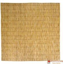 Arella Arelle in canna bambù stuoia ombreggiante cm 100x300 cm 1x3 m per copertu