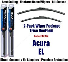 2pk Super-Premium NeoForm Wipers fit 2013-2016 Acura EL - 16260/190