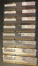 8Gb lot of 8 (64Gb) Dell Hynix Pc3-8500R Ecc Rdimm Snph132Mc/8 Hmt31Gr7Bfr4C-G7