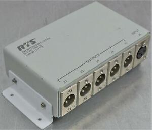 RTS Tw Intercom System TW5W