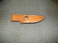 Custom Leather Sheath for Fixed Blade Knife 1012