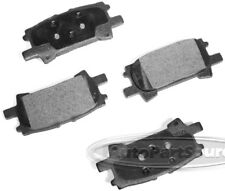 Ceramic Pads fits 2004-2007 Toyota Highlander  AUTOPARTSOURCE