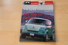 70990) VW - 25 Jahre Golf GTI I - Volkswagen Magazin 04/2001