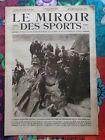 Le MIROIR des SPORTS / Jeudi 17-09 1924 Bassin du LEZ les joutes languedociennes