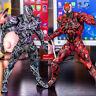 Play Arts Kai VARIANT Marvel Universe Venom Action Figure Toy Doll Model NIB 099