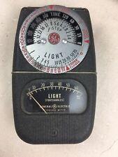GE Exposure Meter Type DW-68